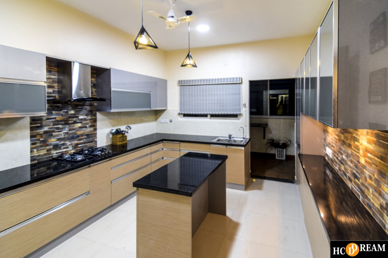 Kitchen Interior Designers in Bangalore, India   Kitchen Interiors ...